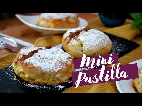 Mini Pastilla mit