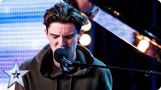 Download Harry Gardner breaks hearts with song for his nan | Auditions Week 4 | Britain's Got Talent 2017 Mp3 and Videos