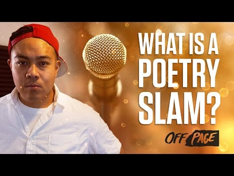 What Is Poetry Slam? | OFF PAGE