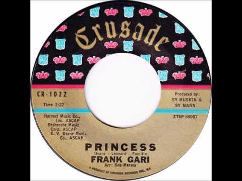 Princess by Frank Gari 1961