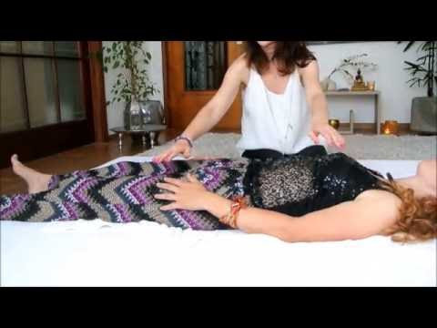 See inside a woman's first full body energy orgasm session