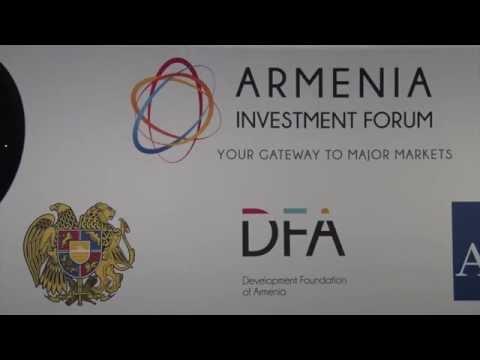 Armenia Invest Forum 2016