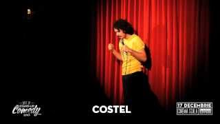 "COSTEL - ""Dusmania intre romani"" - Best Of Stand-Up Comedy 2013"