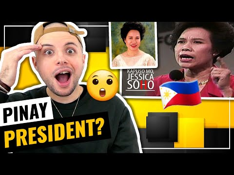 Miriam Defensor Santiago DEFINITELY is THE IRON LADY OF ASIA! 🇵🇭💪🏻👏🏻   HONEST REACTION