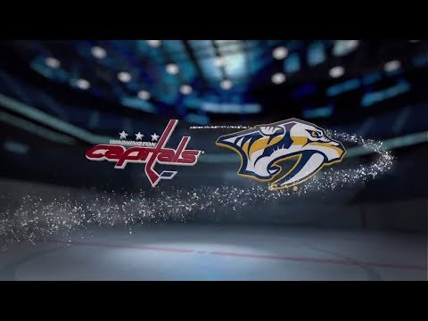Washington Capitals vs Nashville Predators - November 14, 2017 | Game Highlights | NHL 2017/18.Обзор