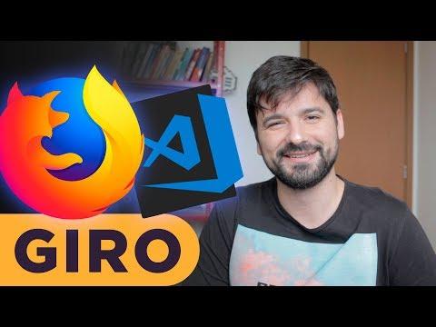 Firefox Analisando CSS E VS Code Remoto - Giro #04
