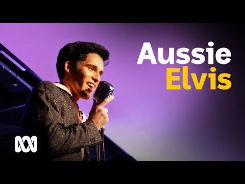 Viva Brody Finlay! Queensland Elvis tribute artist could rock Luhrmann film roll Mp3