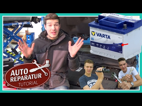 Batterie richtig laden ! | Refresh | Lebensdauer erhöhen mit CTEK Ladegerät | DIY Tutorial