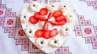 ЧИЗКЕЙК БЕЗ ВЫПЕЧКИ из творога ЧІЗКЕЙК БЕЗ ВИПІЧКИ з сиру від First Culinary Ukraine