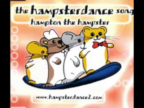 Hampton The Hampster - The Hampsterdance Song (Radio Edit)