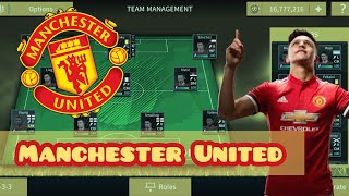 How to create/get Manchester United team 2020. With MEDIFIRE! Dream League Soccer!