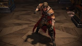 Path of Exile: Warlock Body