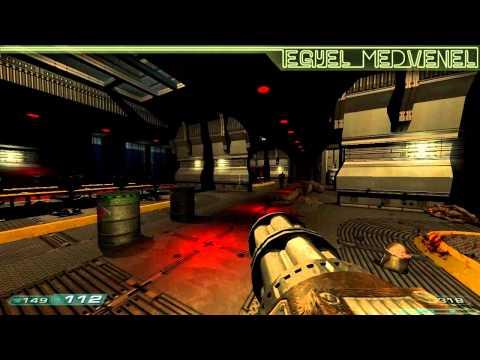 Classic Doom (DOOM3) - mod walkthrough