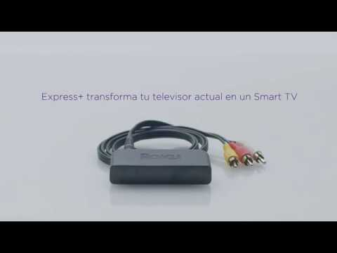 f337bda1cd6 Streaming TV ROKU EXPRESS PLUS - YouTube