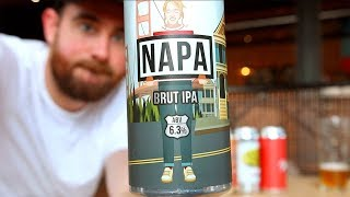 Beer Log: what is a Brut IPA?   The Craft Beer Channel