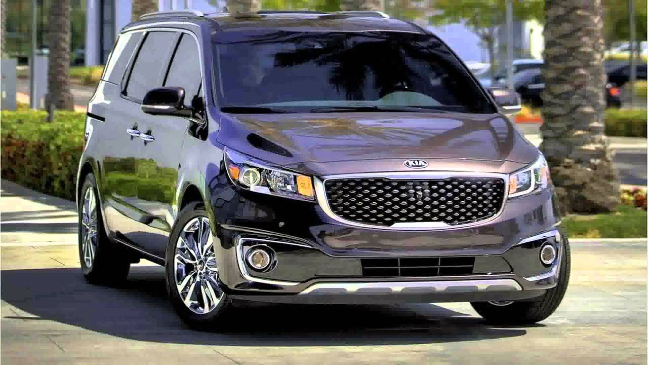 2015 New Kia Grand Carnival Youtube