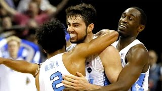 UNC reaches Final Four for record 20th time