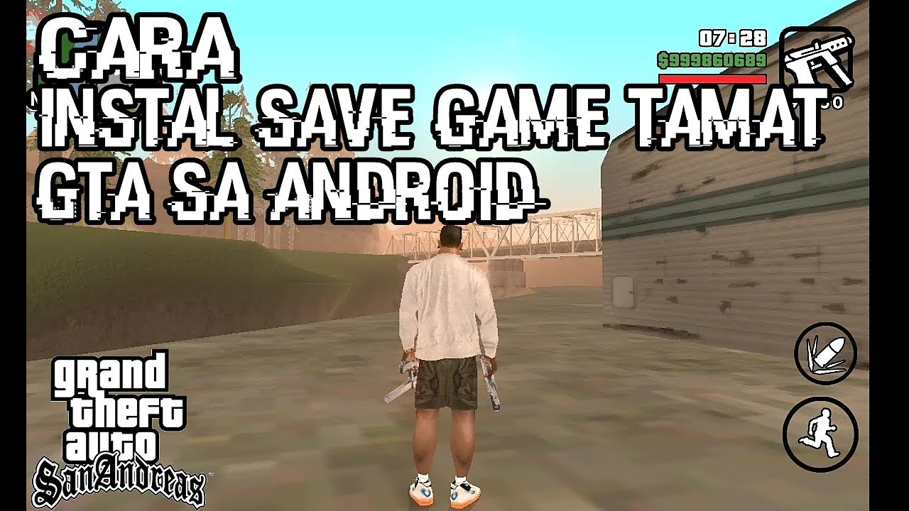 cheat gta sa android langsung tamat