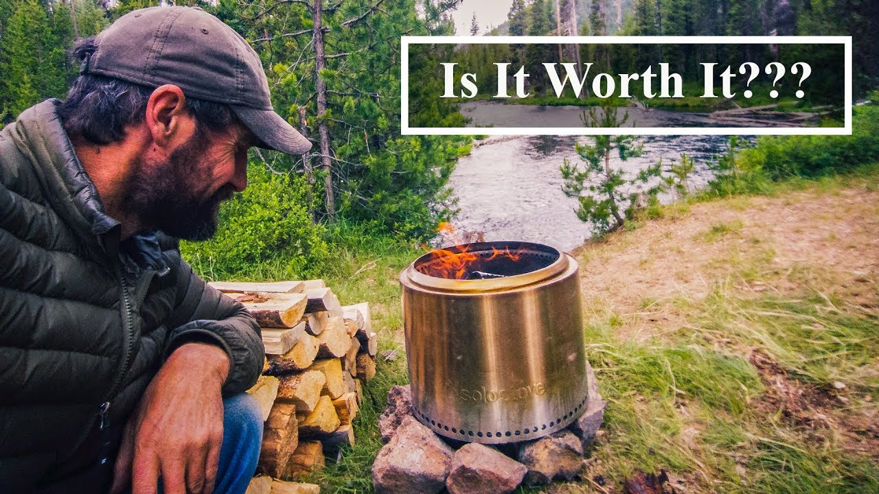Solo Stove Review: The Best Camping Stove You ... - Solo Stove Ranger Fire Pit