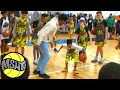 5th Grader 1 on 1 with Kyree Walker - WHO WON??? - Kainoa Marasco - EBC NorCal Camp