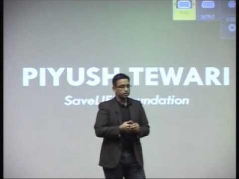 Innovation in emergency medical response: Piyush Tewari at TEDxConnaughtPlace
