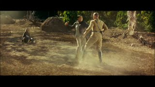 Indiana Jones and The kingdom of the crystal skull FIGHT SCENE 4