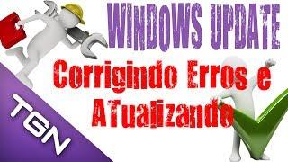 Corrigindo Windows update e Atualizando drivers do PC