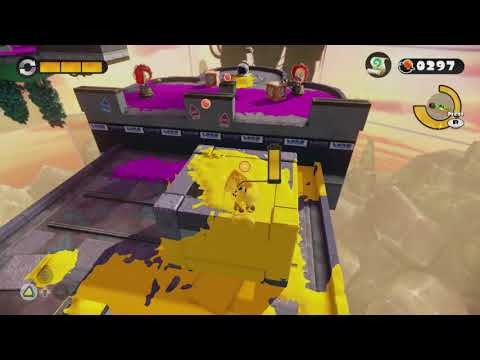 Splatoon - Octo Valley - Rise of the Octocopters