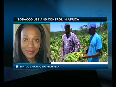 Africa Today on Tobacco use and control