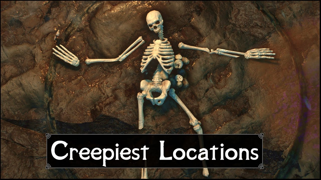 Skyrim: 5 More Creepiest Locations You May Have Missed in The Elder Scrolls 5: Skyrim thumbnail