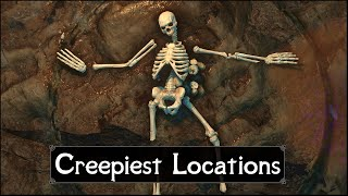 Skyrim: 5 More Creepiest Locations You May Have Missed in The Elder Scrolls 5: Skyrim