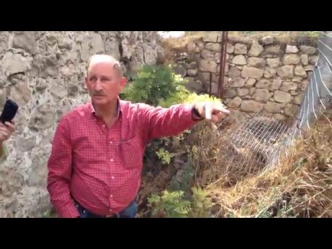 Mount Hebron to  Beersheba Valley