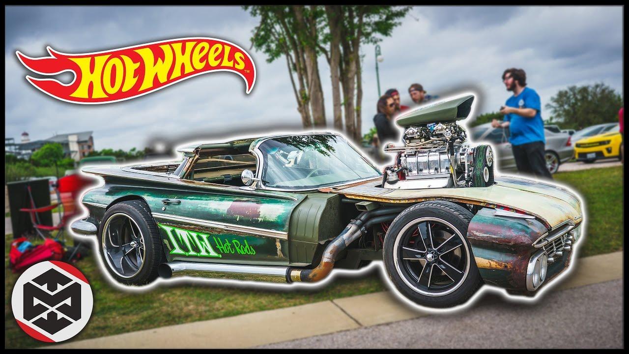 real life hot wheels car - Real Hot Wheels Cars
