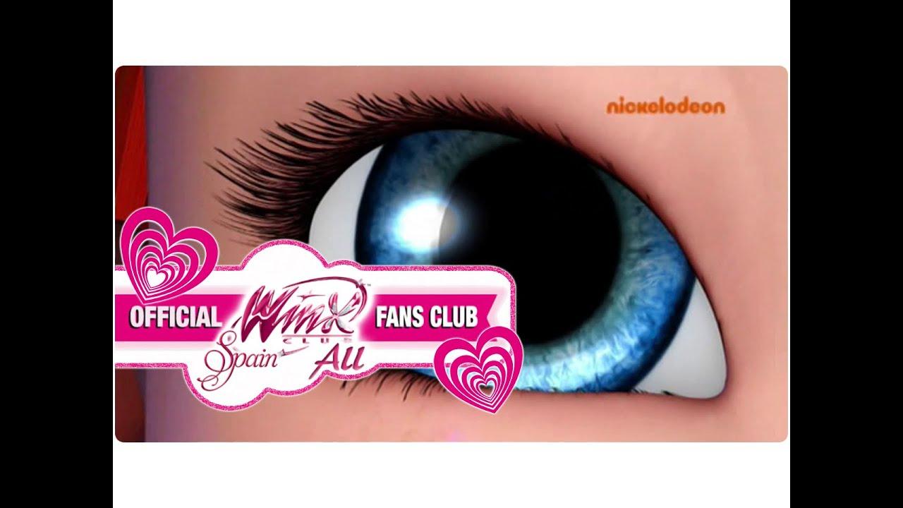Transformacin SIRENIX 3D Winx 5 Temporada Winx Club CASTELLANO