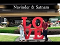 Satnam Navinder the love story