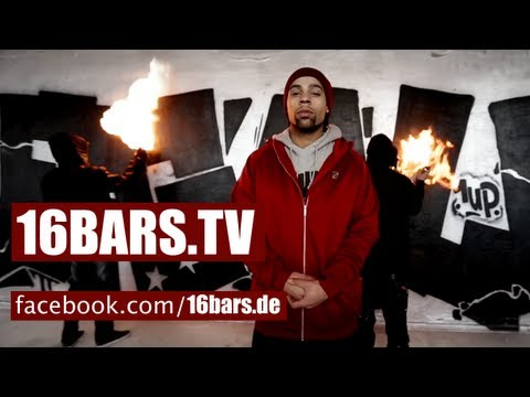 Megaloh - Dr. Cooper (Ich Weiss) (16BARS.TV PREMIERE)