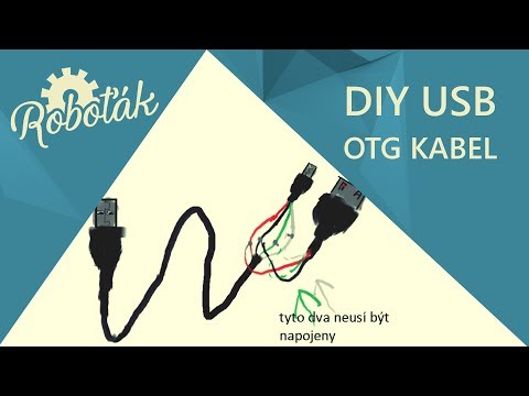 diy usb otg kabel robo k youtube. Black Bedroom Furniture Sets. Home Design Ideas