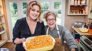Home & Family - Susan Feniger's Noodle Kugel Recipe