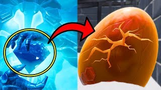 The TRUTH About The Fortnite Ice Storm Event..