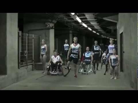 INSPIRATIONAL! London Paralympics 2012 Advert 'Do You Think I'm Able' by Ben Haynes