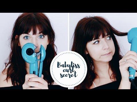АВТОМАТИЧНА Маша За Коса | Babyliss Curl Secret