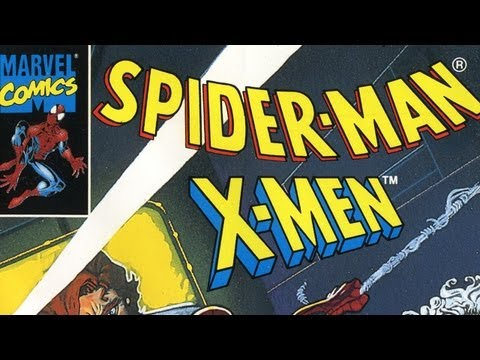 Classic Game Room - SPIDER-MAN and the X-MEN ARCADE'S REVENGE review