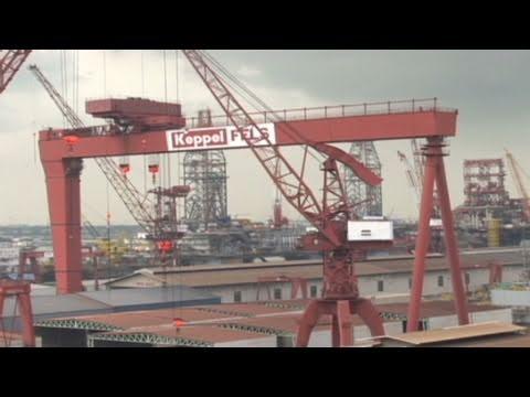 CNN: Singapore oil rig companies cash in