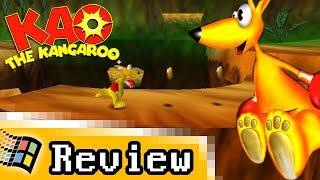 💾 TRG Retro Reviews - Kao The Kangaroo