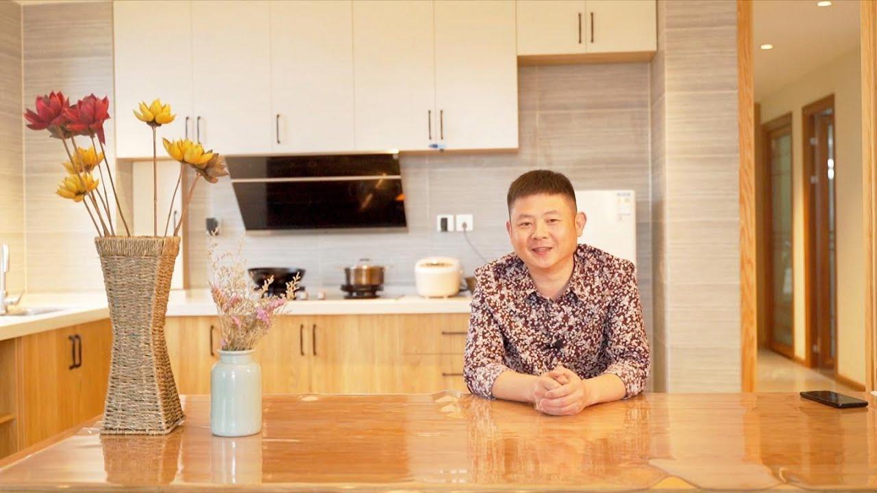 火哥川菜回家中国行,他为什么要两年花两百万上门为粉丝做美食