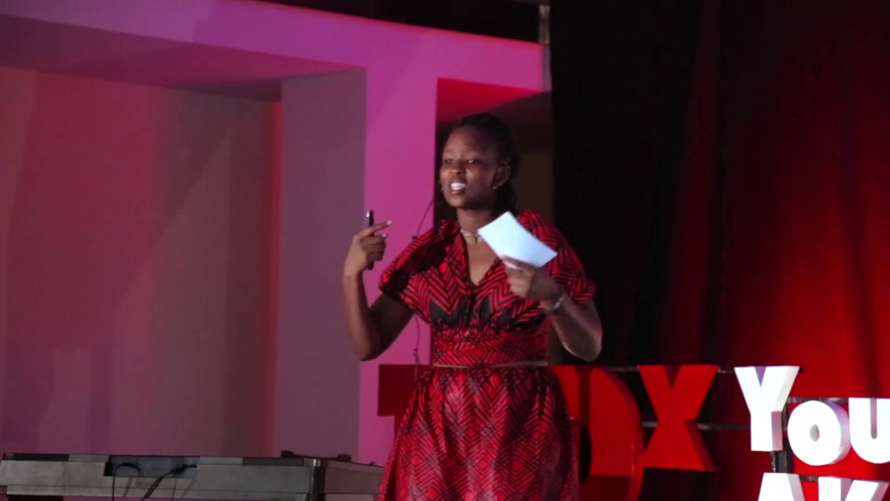 Africa: Shaping Our Future by Embracing the Past | Wacera Waguthi Muriuki | TEDxYouth@AKAMombasa