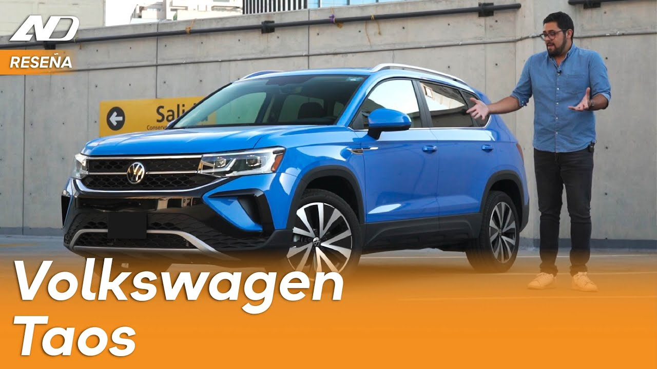 Volkswagen Taos ⭐️ - La fórmula para hacer la camioneta perfecta | Reseña