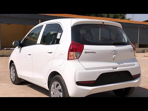 Hyundai Santro/Atos Asta 2018 | Real-life review