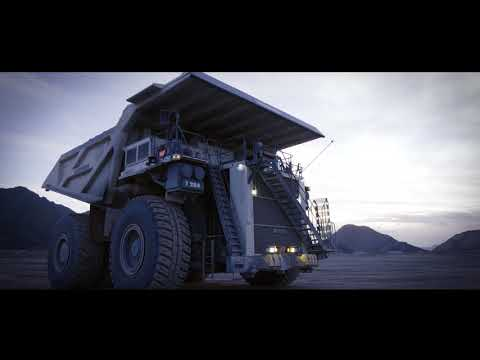 Liebherr - The Liebherr T 284 Mining Truck
