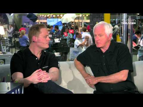NAB 2014: Freefly Systems presents: Garrett Brown, inventor of Steadicam